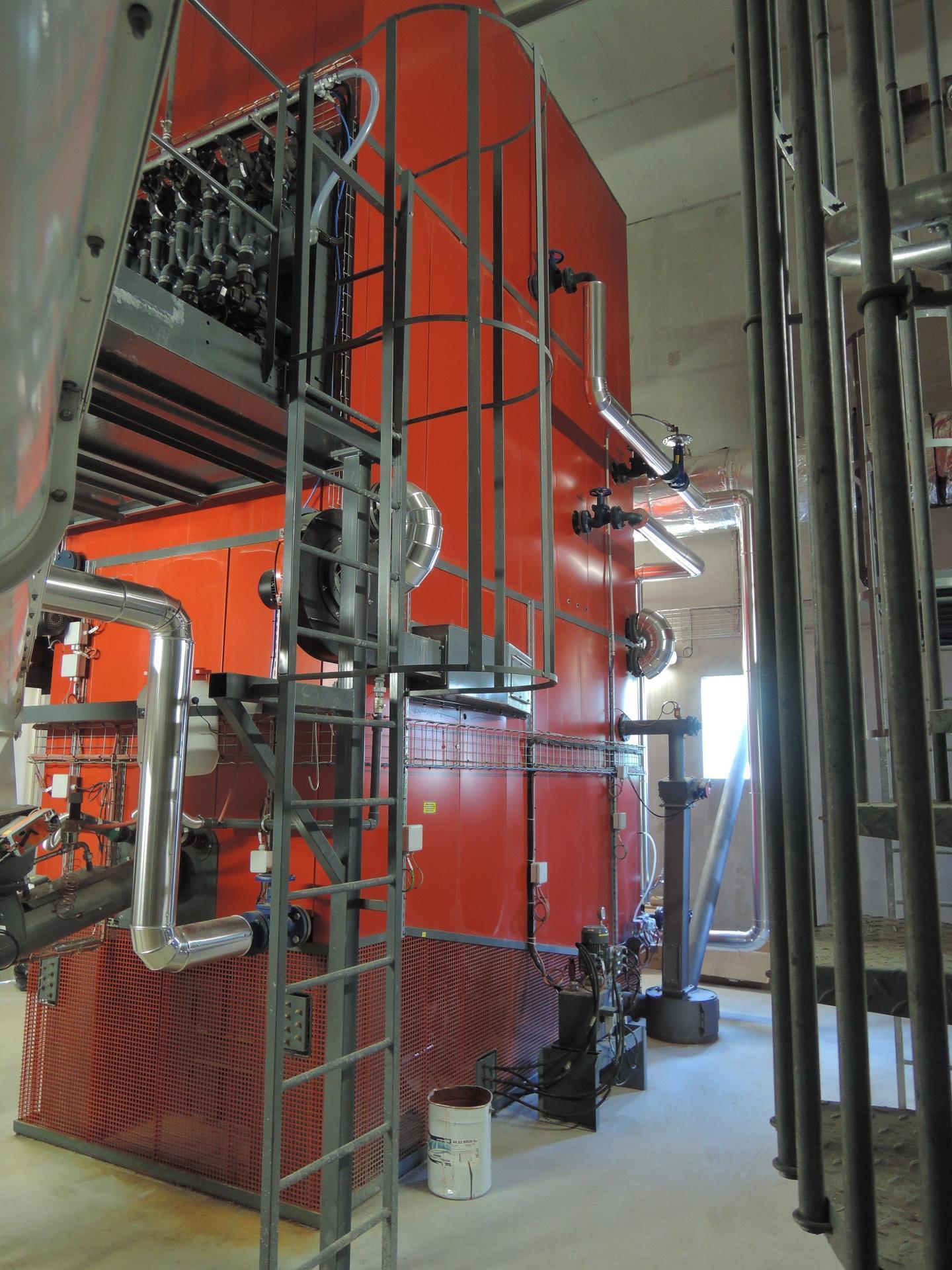 Chaudière Biomasse accueil